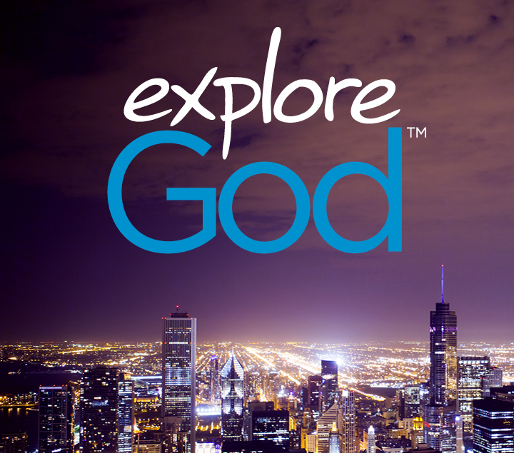 """Explore God"" Sermon Series