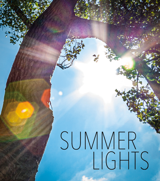 Summer Lights Sermon Series