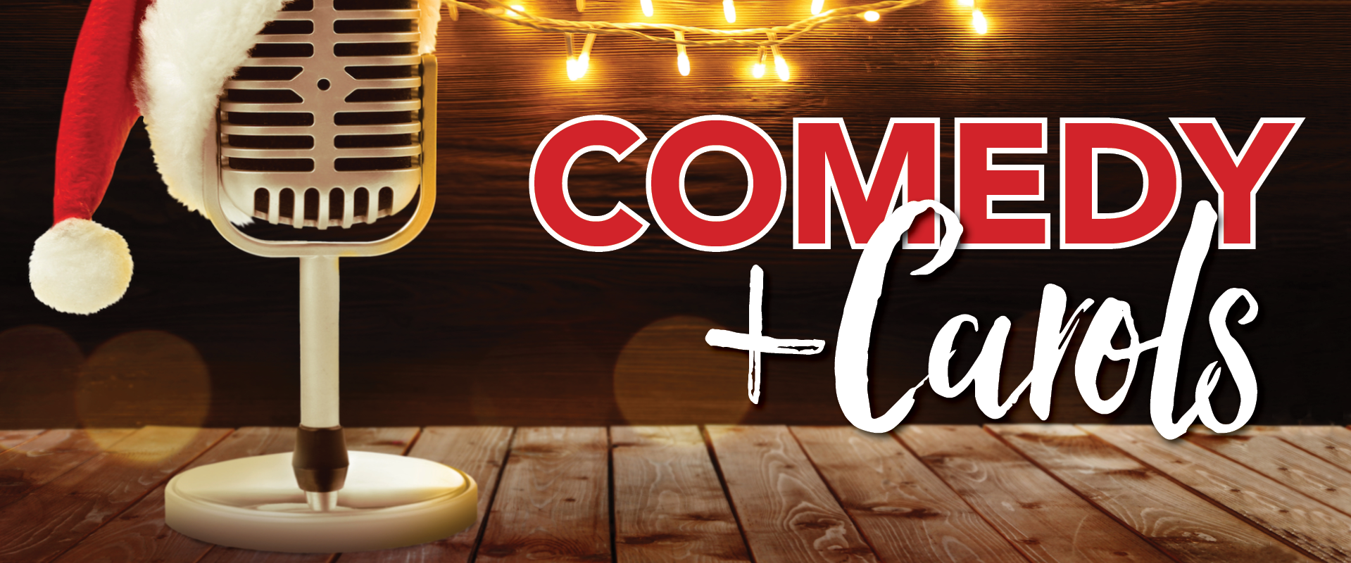 Comedy and Carols