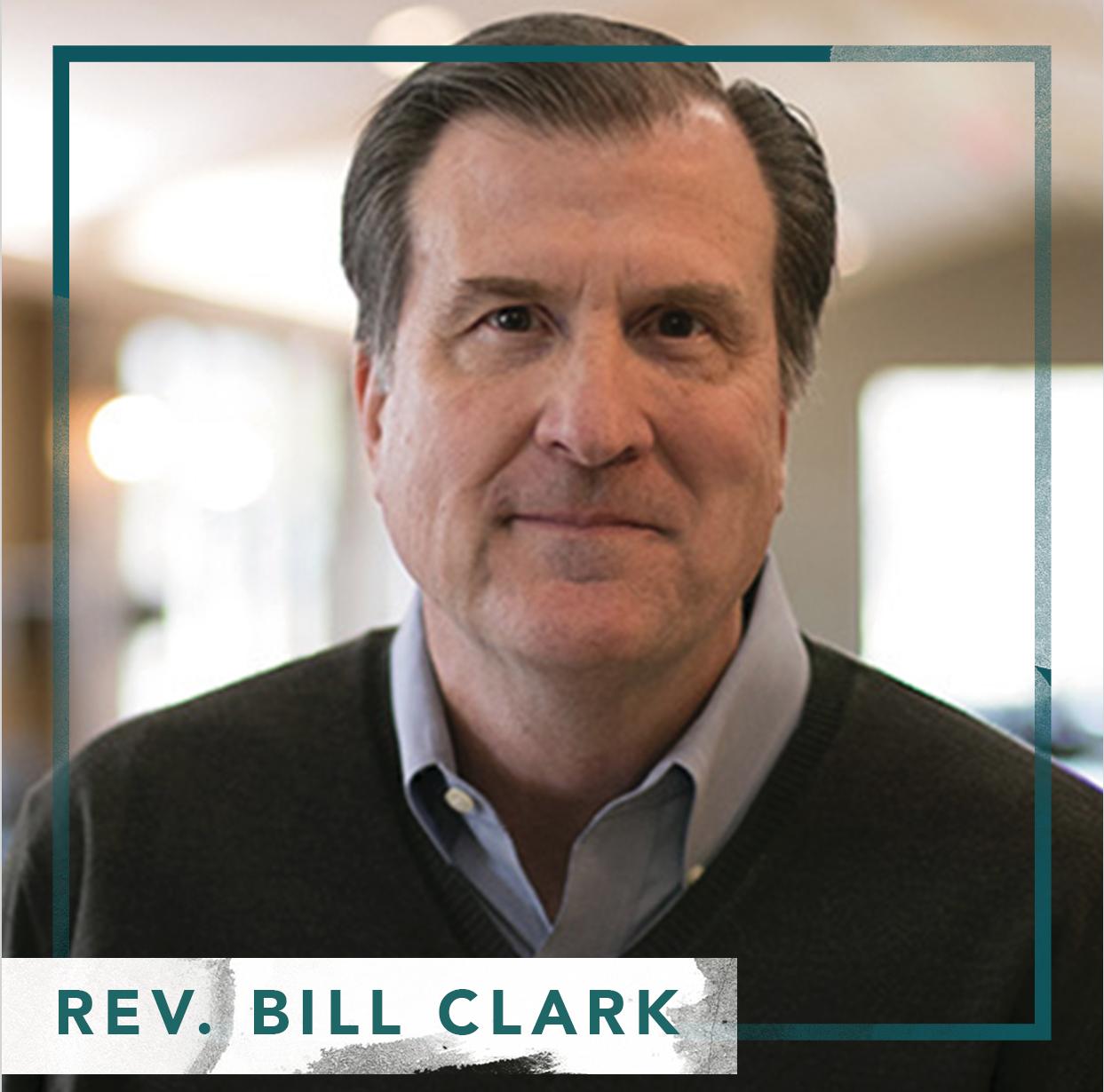 Rev  Bill Clark - Christ Church