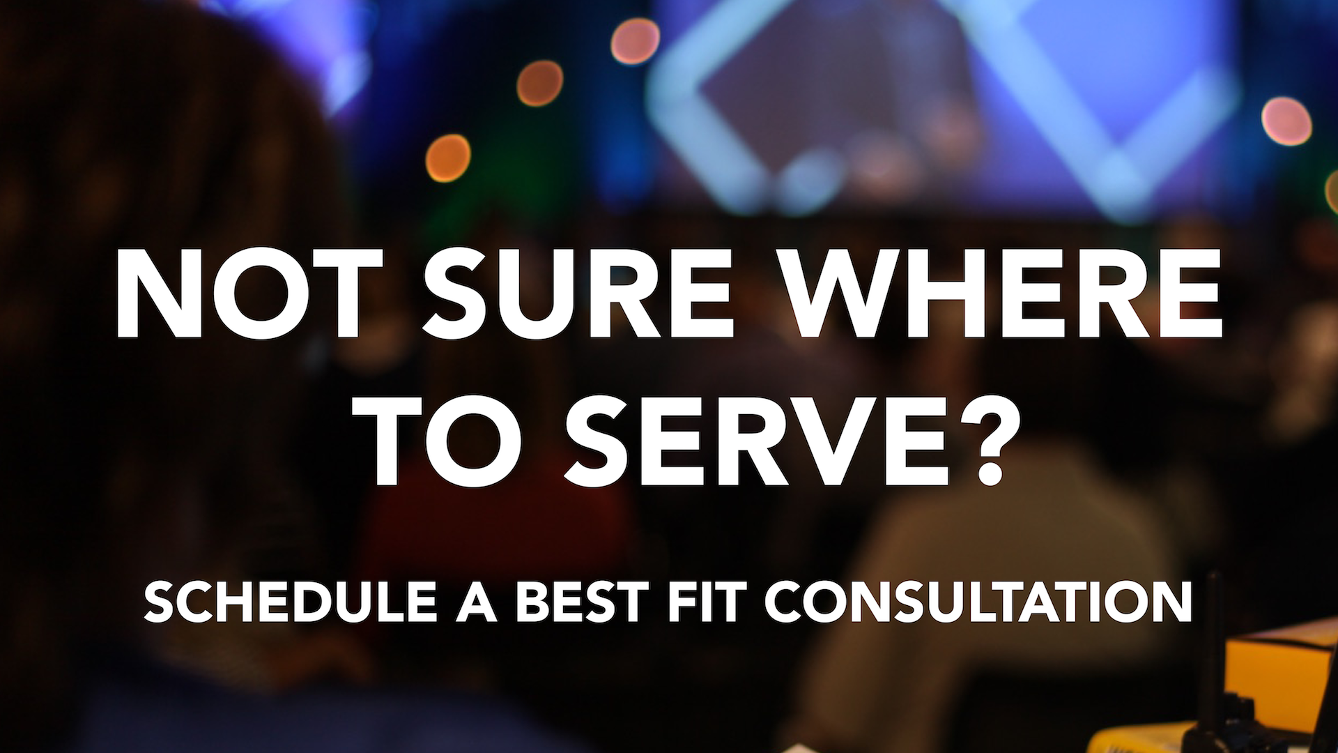Best Fit Consultation