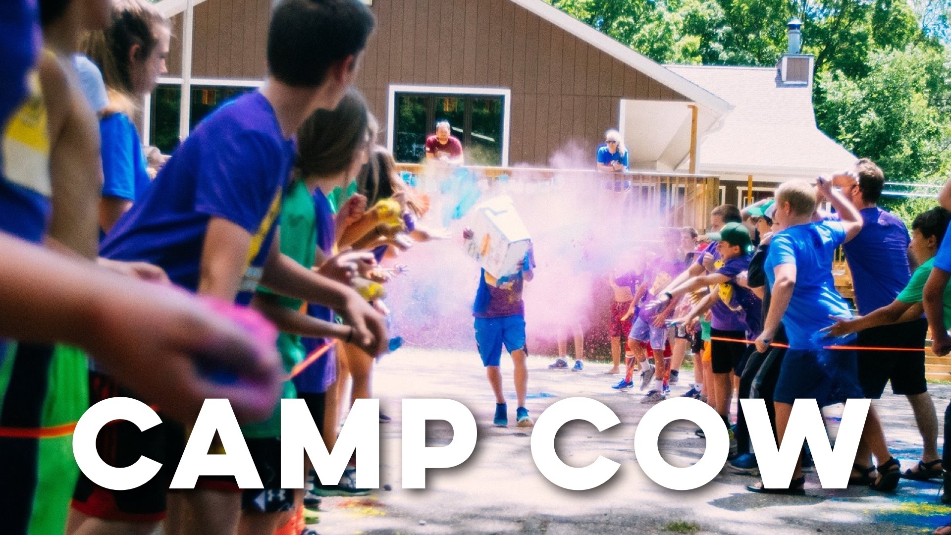 Camp COW 2019 | June 24 - 28