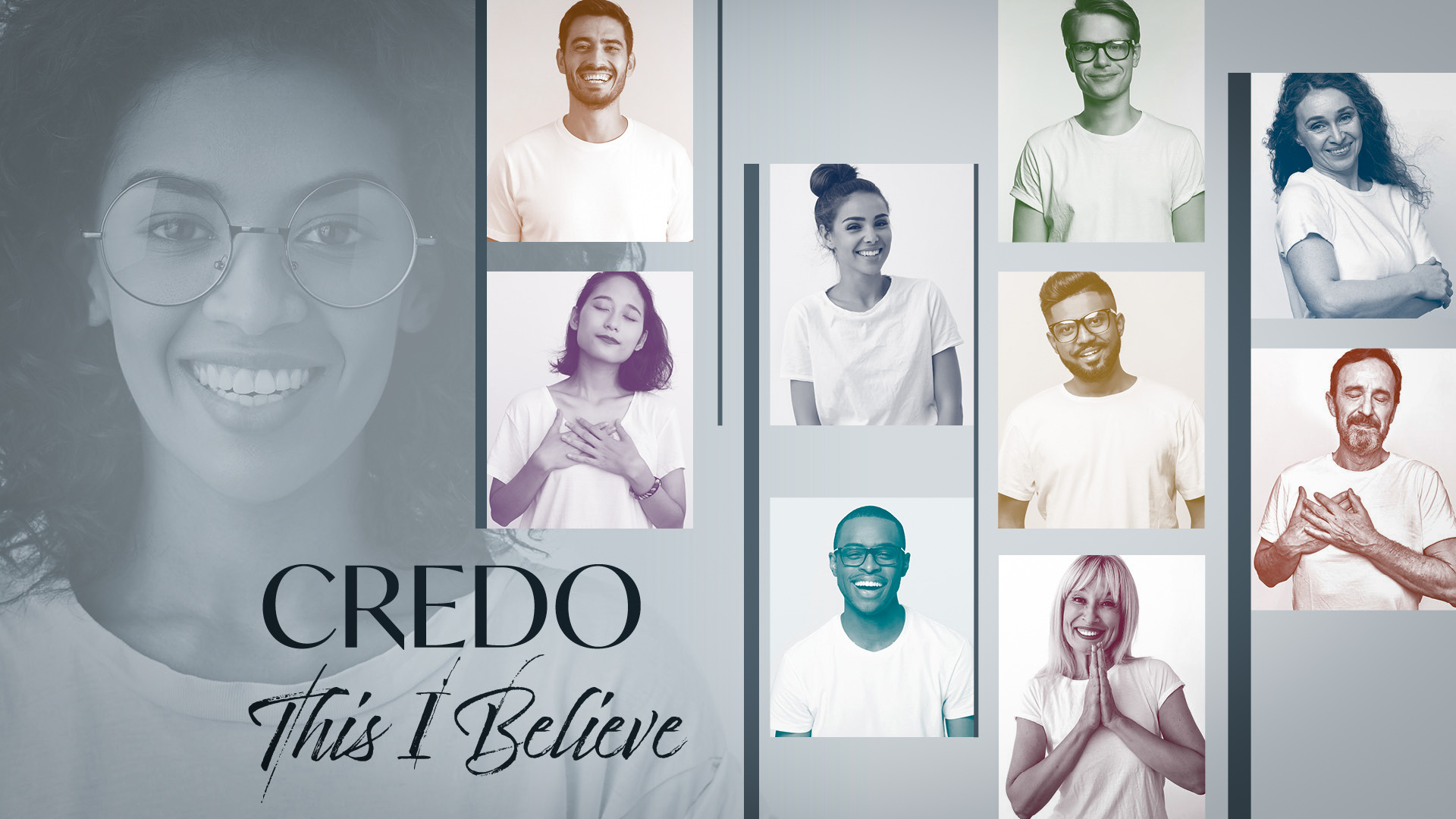 Credo Sermon Series 