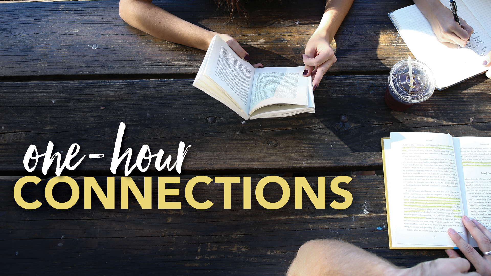 One-Hour Connections