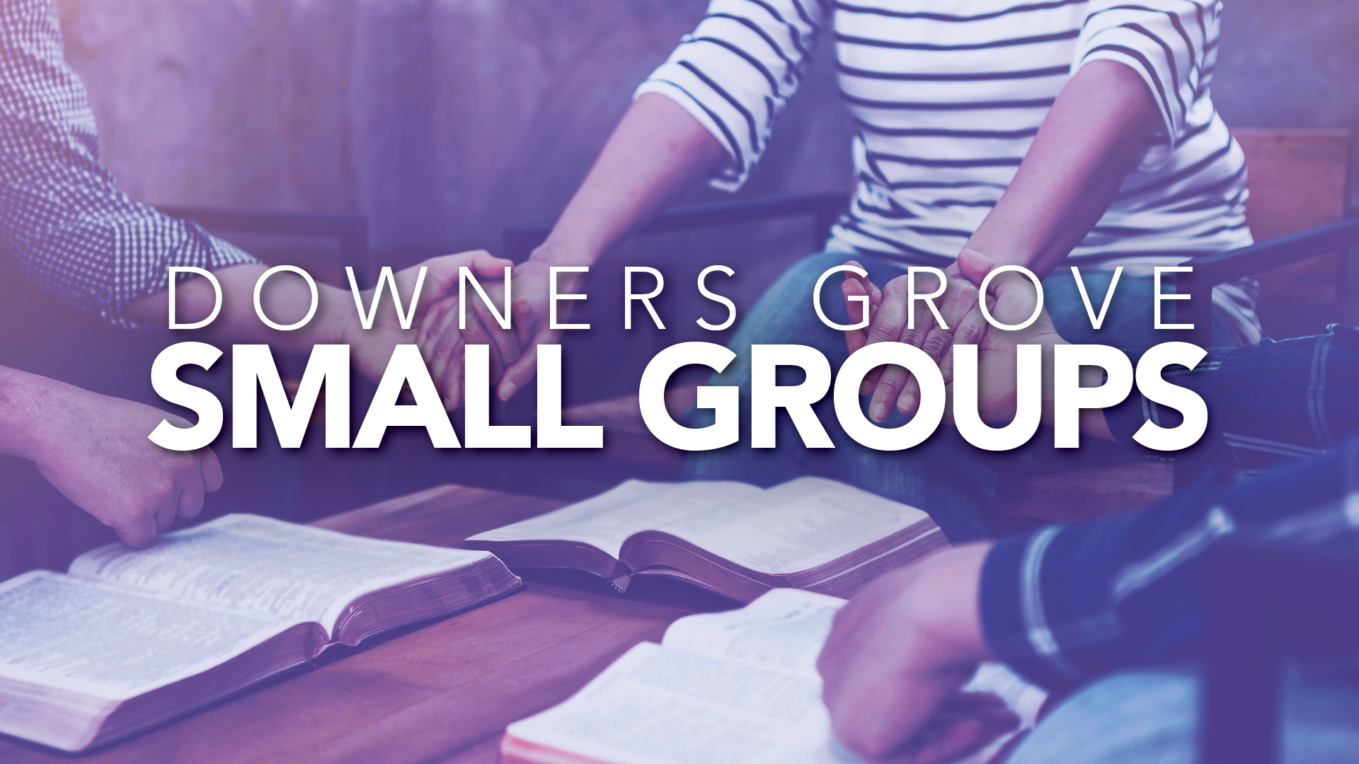 Butterfield Small Groups