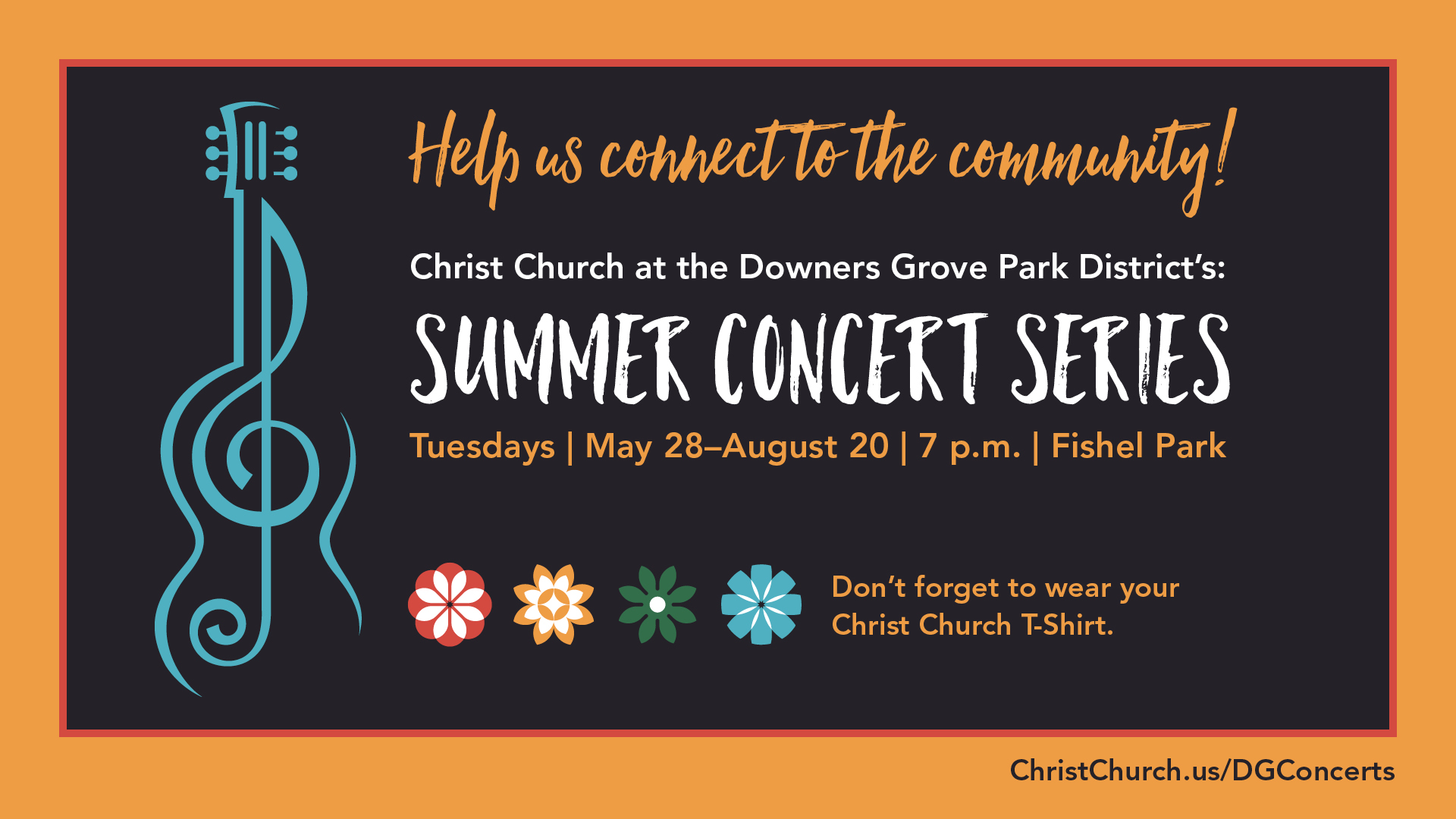 Concerts in the Park | Downers Grove Park District