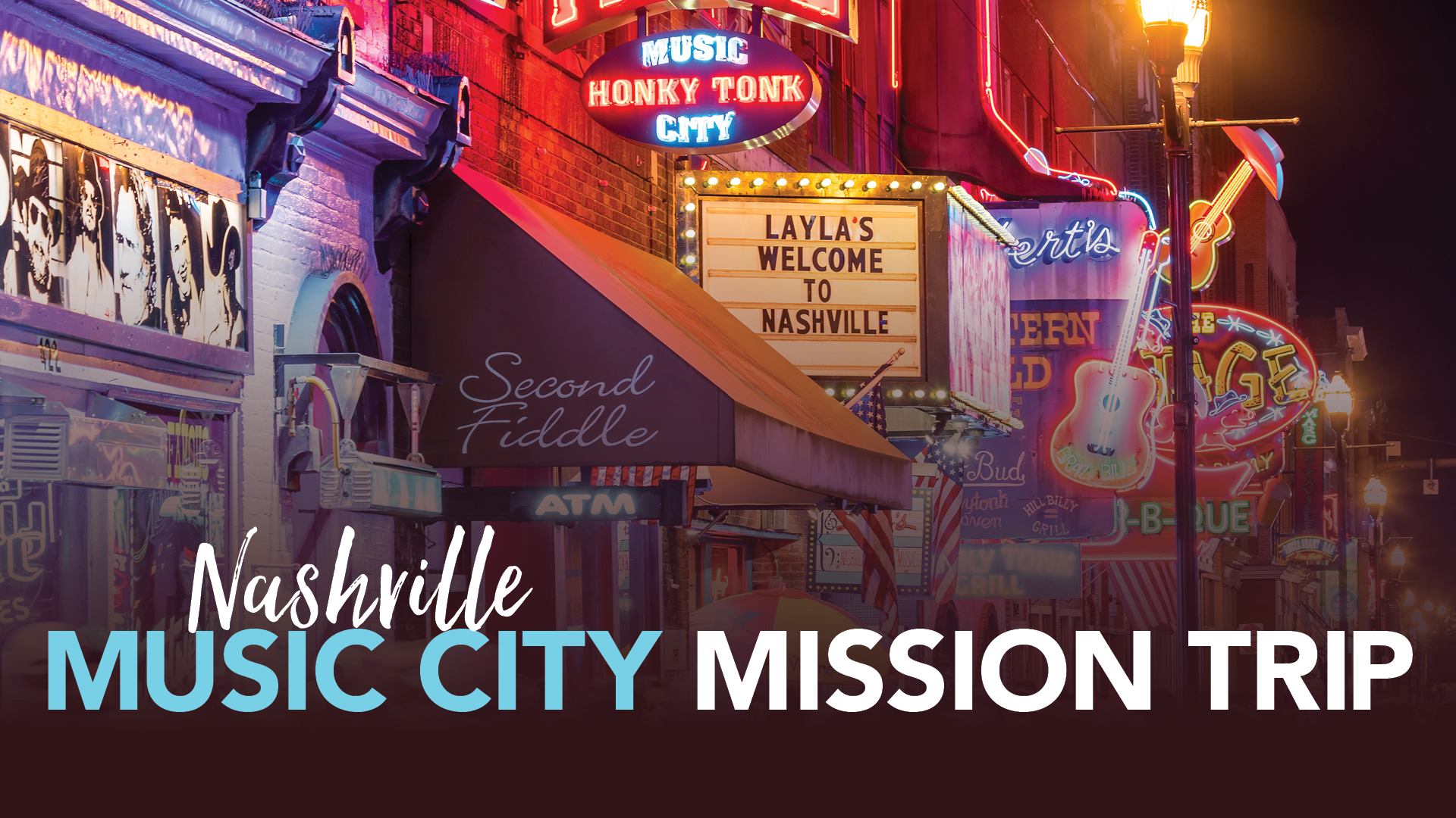Nashville Mission Project | July 21 - 26