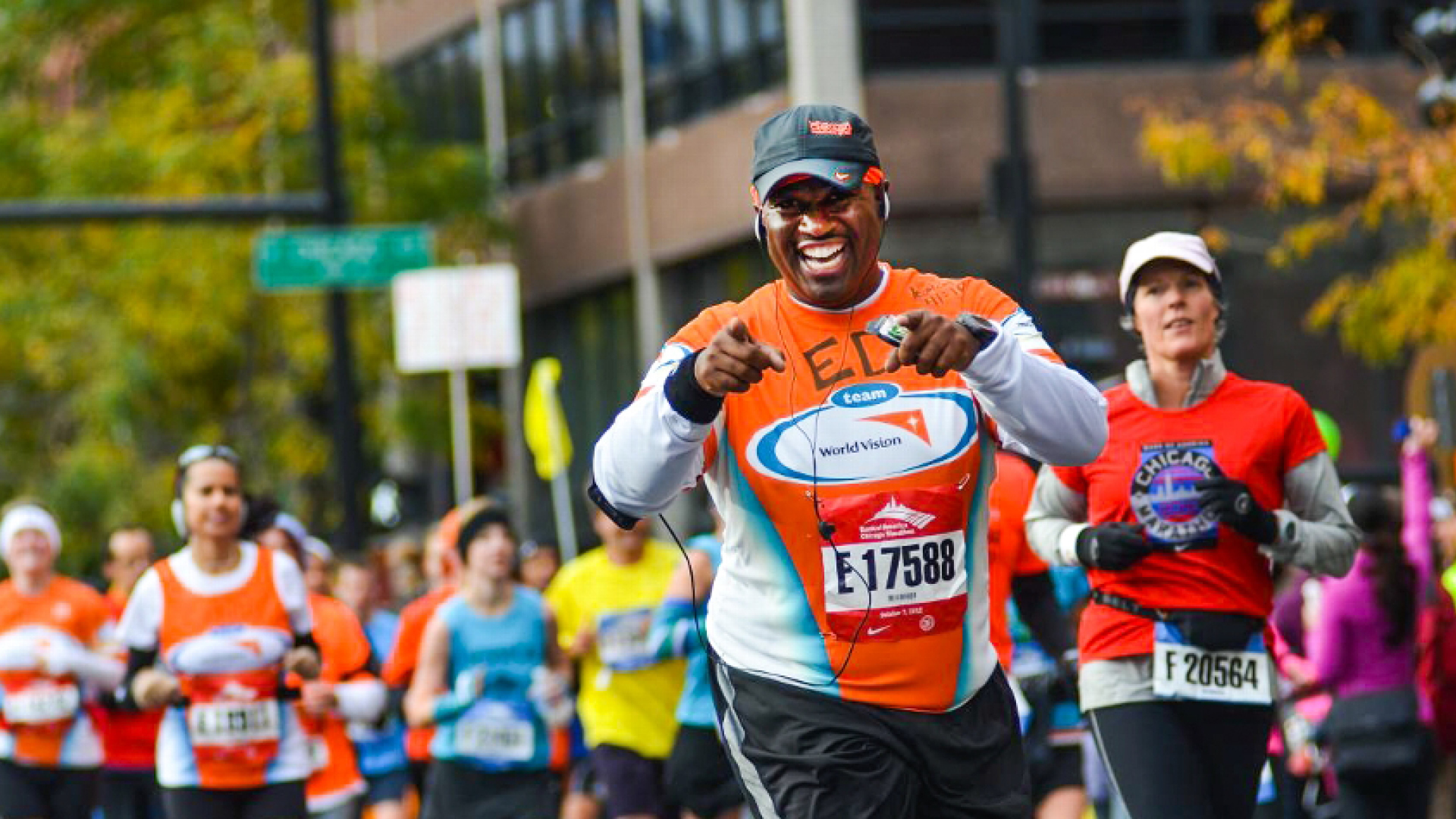 Run for Clean Water with Team World Vision